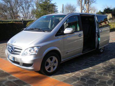 Minivan Mercedes Viano 7 pax