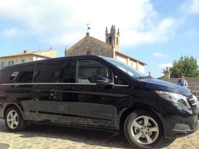 Minivan Class V Mercedes